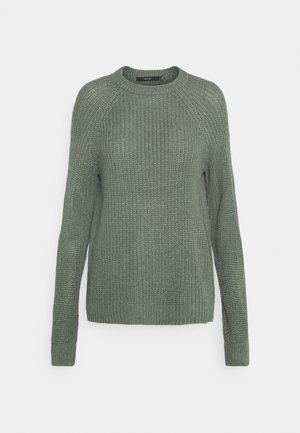 VMNEWLEA O-NECK - Pullover - laurel wreath