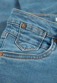 Garcia - Straight leg jeans - blue denim - 2