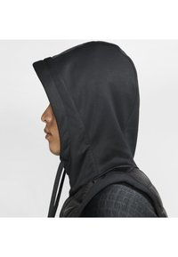 Nike Performance - THERMA - Waistcoat - black/dark grey - 4