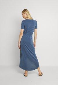 Object - OBJANNIE NADIA DRESS - Maxi dress - ensign blue - 2