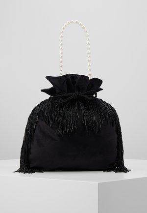 MEDUSA BAG - Bolso de mano - black