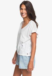 Roxy - STARRY DREAM - Basic T-shirt - snow white - 3