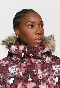 Roxy - JET SKI - Snowboard jacket - oxblood red - 6