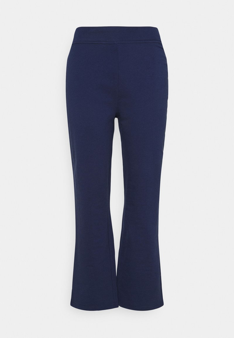 CAPSULE by Simply Be - VALUE  - Tracksuit bottoms - navy