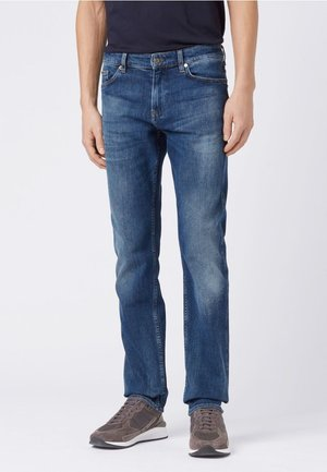 DELAWARE Slim Fit - Slim fit jeans - dark blue