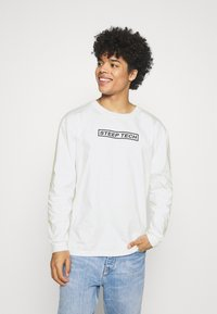 The North Face - STEEP TECH LIGHT - Long sleeved top - white - 0