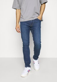 Lee - MALONE - Jeans slim fit - mid used - 0