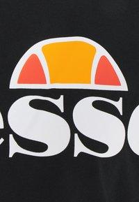 Ellesse - ALBANY - T-shirts print - black - 6