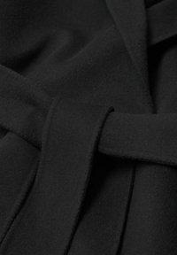 Mango - Classic coat - noir - 6