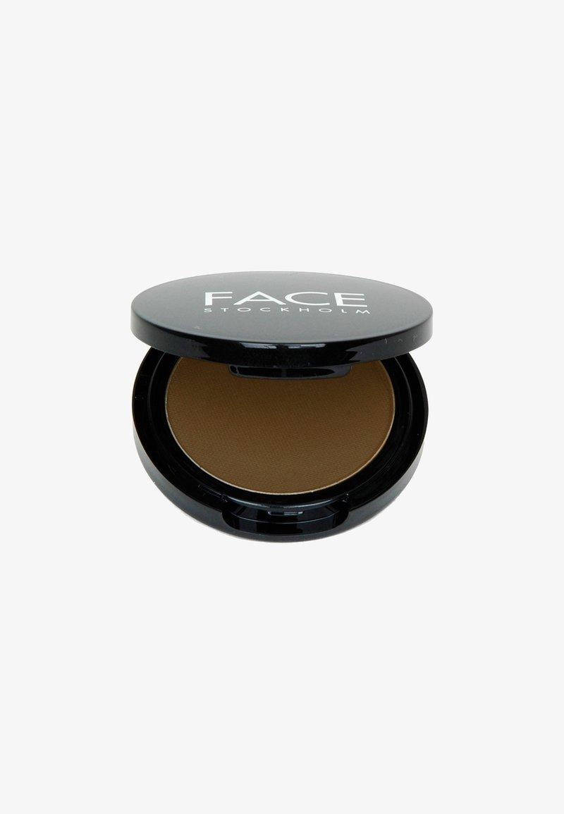 FACE STOCKHOLM - BROW SHADOW - Eyebrow powder - suede