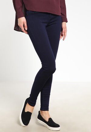 ONLRAIN - Jeans Skinny Fit - dark blue denim