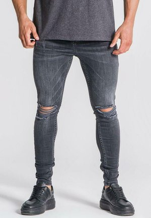 MEDIUM CORE RIPPED - Jeans Skinny Fit - grey