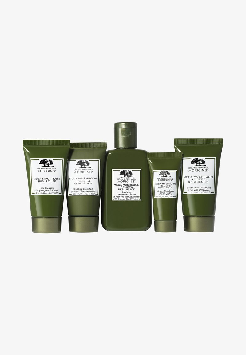 Origins - MEGA MUSHROOM SET - Skincare set - -