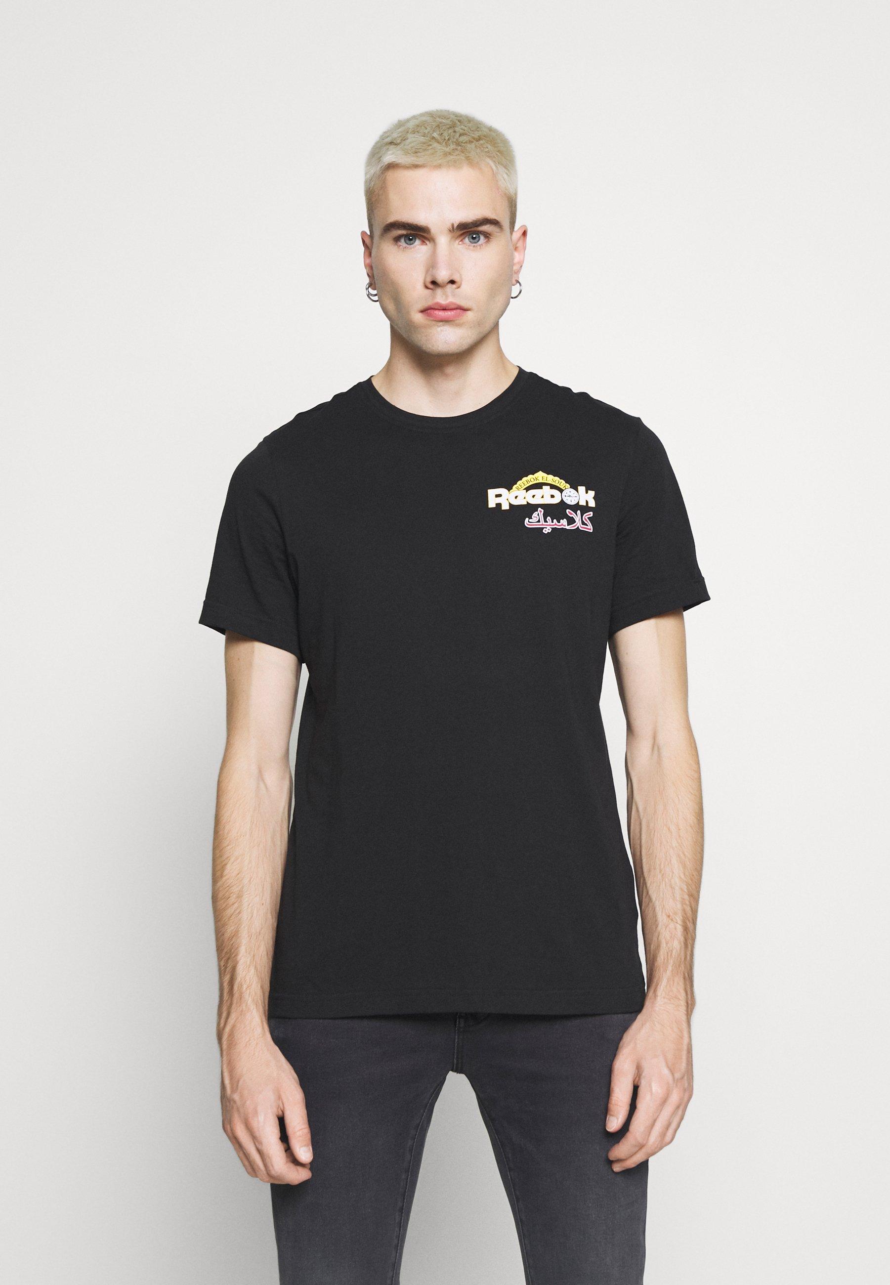Herren ARABIC TEE - T-Shirt print