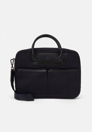 GATES SINGLE DOC - Bandolera - navy/black