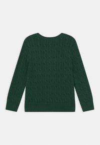 Polo Ralph Lauren - CABLE  - Trui - college green - 1