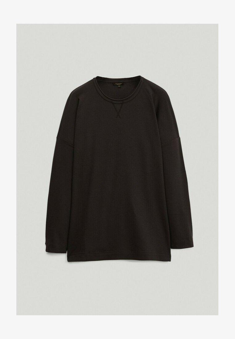 Massimo Dutti - Sweatshirt - dark blue