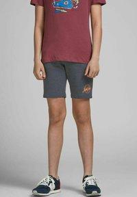 Jack & Jones Junior - Shorts - navy blazer - 0