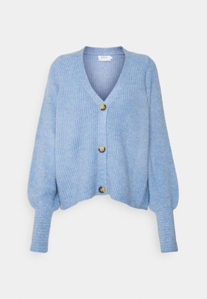 ONLCLARE CARDIGAN  - Cardigan - light blue melange