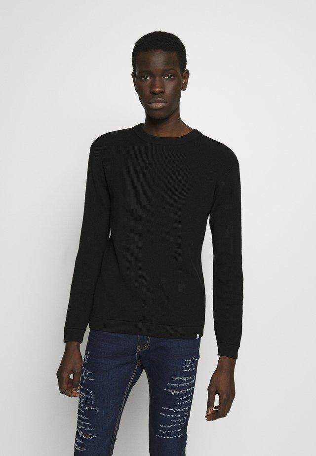 PEDERSEN - Pullover - black