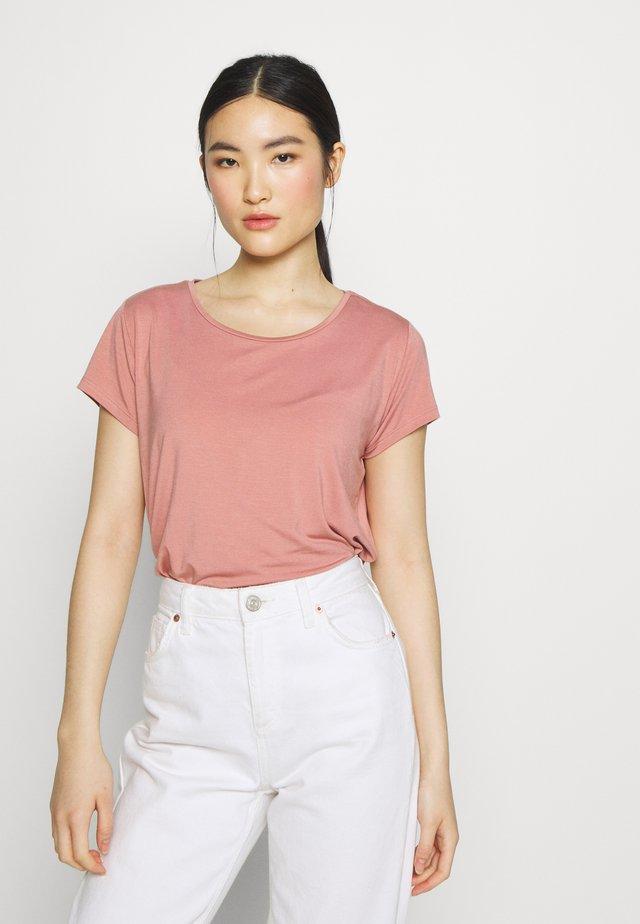 ONLGRACE  - T-shirt basique - ash rose