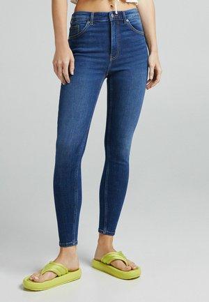 Jeans Skinny - royal blue