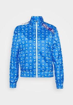Summer jacket - white/blue