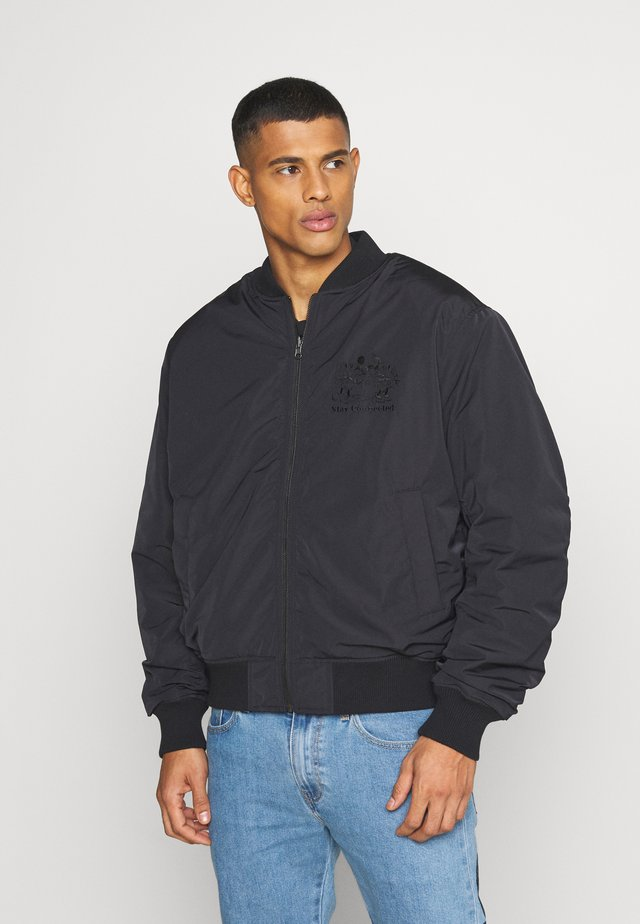 DISNEY MICKEY AND FRIENDS  - Bomber Jacket - mineral black