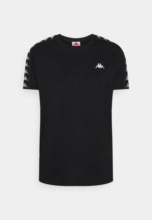 JARA - Print T-shirt - caviar