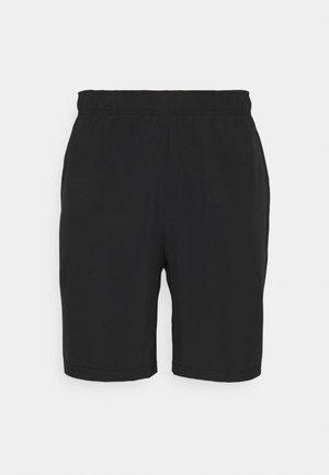 CAMO FLEX SHORT - Pantalón corto de deporte - black