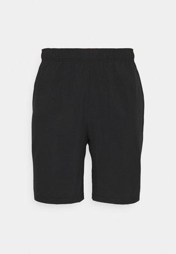 CAMO FLEX SHORT - Sports shorts - black