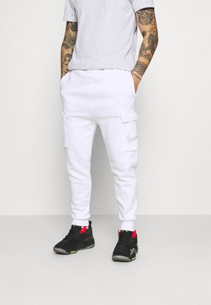 COURT PANT - Träningsbyxor - white