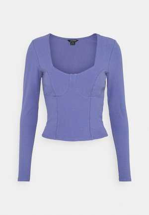 VINNIE  - Long sleeved top - lilac purple medium dusty