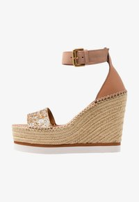 See by Chloé - High heeled sandals - gold - 1