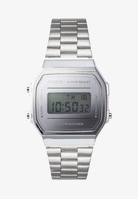 Casio - COLLECTION RETRO - Digital watch - silver-coloured - 2