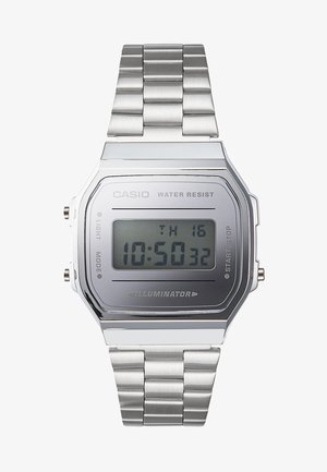 COLLECTION RETRO - Orologio digitale - silver-coloured