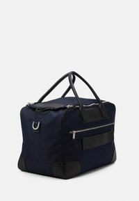 Hackett London - DOUBLE ZIP - Weekend bag - navy/black - 3
