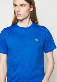 PS Paul Smith - MENS ZEBRA - Basic T-shirt - royal - 3