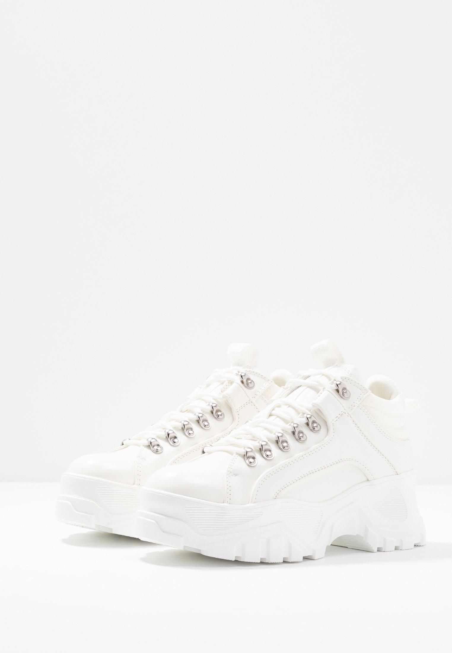 Buffalo Fina - Sneaker Low White/weiß