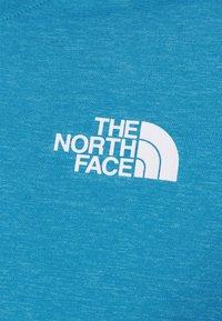 The North Face - BRIDGER  - Triko spotiskem - meridianblue - 5