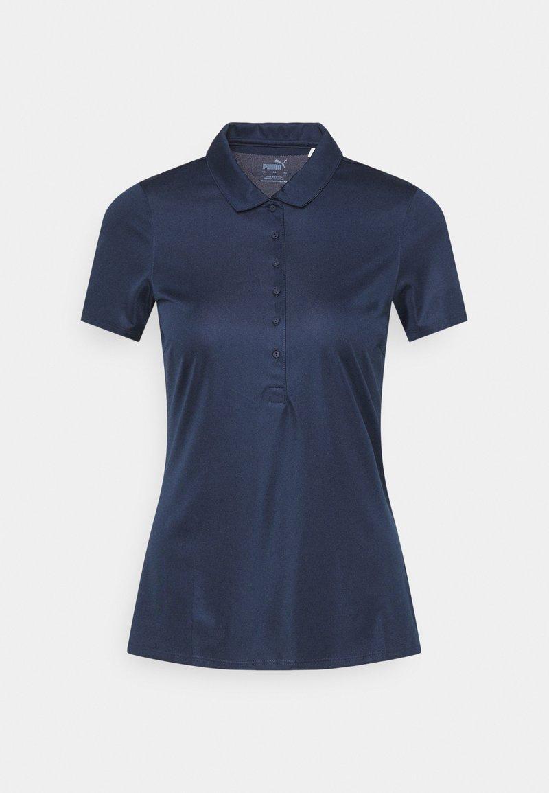 Puma Golf - ROTATION - Polo shirt - navy blazer