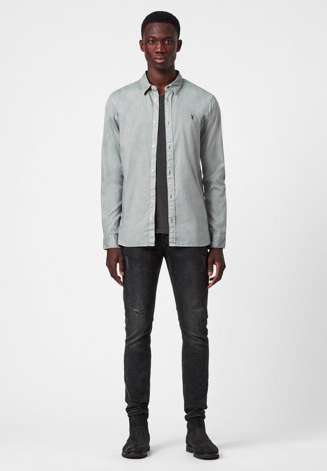 HAWTHORNE LS SHIRT - Camisa - grey