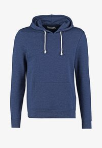 Pier One - Sweat à capuche - dark blue melange - 5