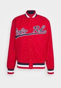 Polo Ralph Lauren - VARSITY - Blouson Bomber - red - 4