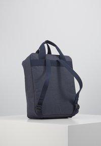 Fabrizio - BEST WAY BACKPACK - School bag - navy blue - 3