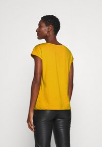 Anna Field - T-shirt basic - golden yellow - 2