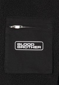 Blood Brother - SHIRLEY  - Fleecová bunda - black - 2