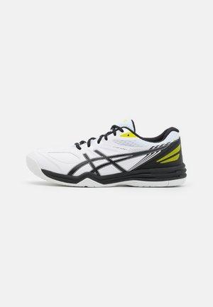 COURT SLIDE 2 - Tenisové boty na všechny povrchy - white/black