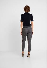 Esprit - JOGGER - Trousers - dark grey - 2