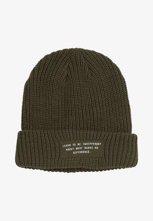 Mütze - khaki